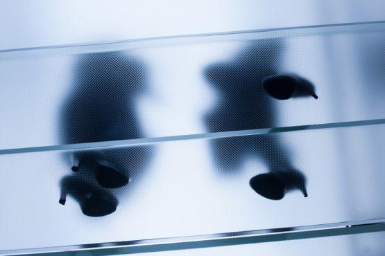Podłogi szklane<