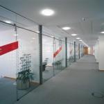 Ścianki szklane Manet
