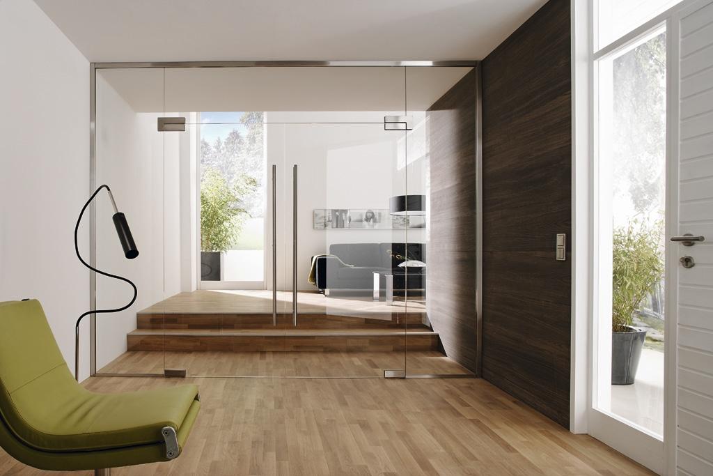 Unikalne Drzwi Szklane Dwuskrzydłowe. Na 100% Dobra Cena • Baumax UQ49
