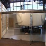 Drzwi szklane nr 5