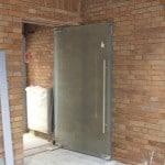 Drzwi szklane nr 6
