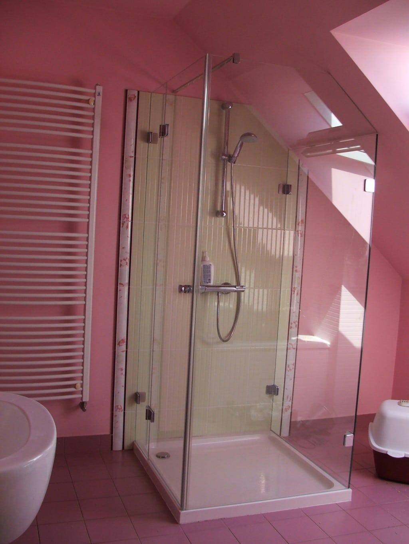 Drzwi Szklane Do łazienki Na 100 Dobra Cena Baumax Poznań