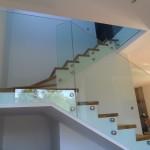 Balustrada szklana nr 20