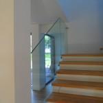 Balustrada szklana nr 21